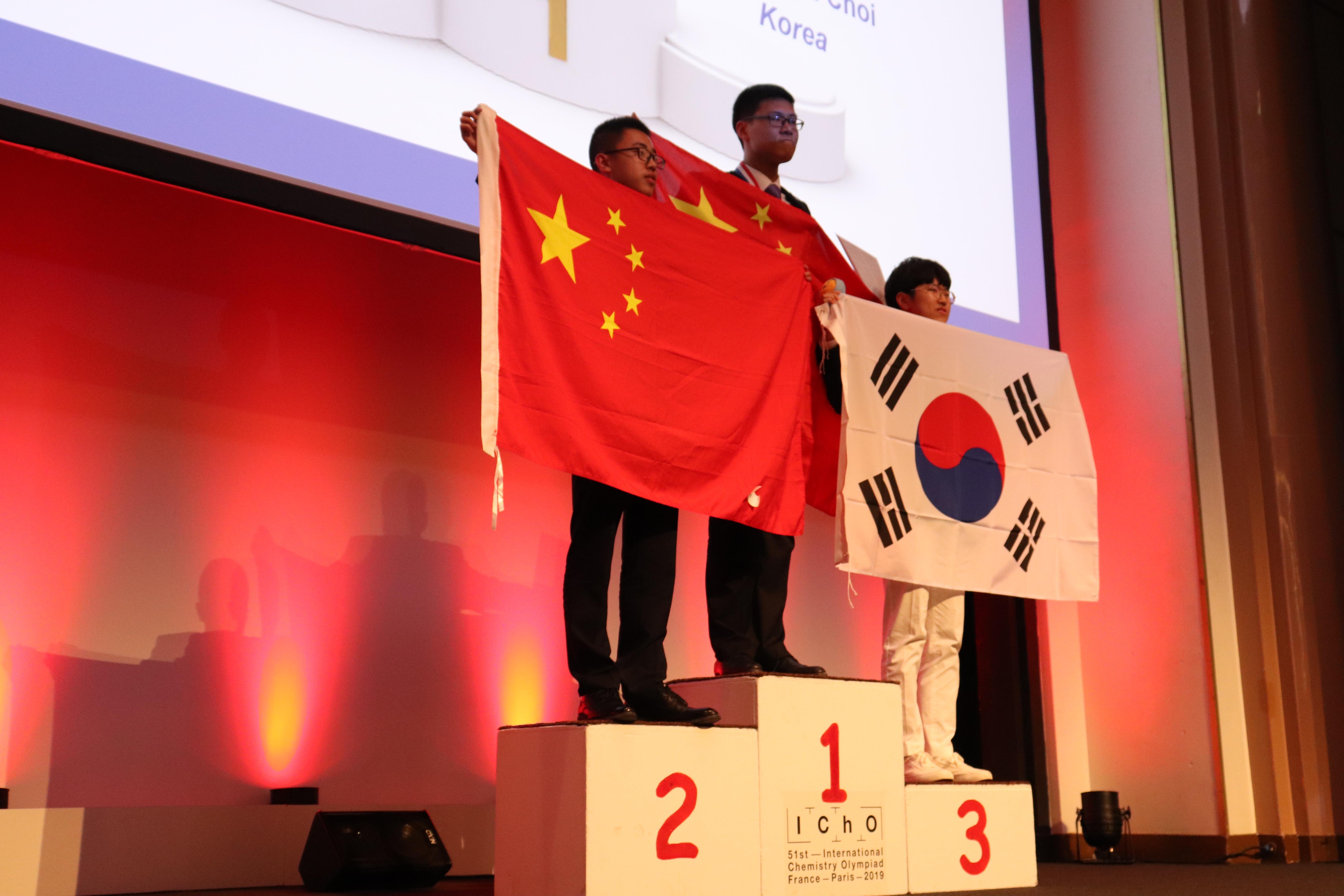 IChO 2019 Day 9: Closing Ceremony and Results - IChO 2019